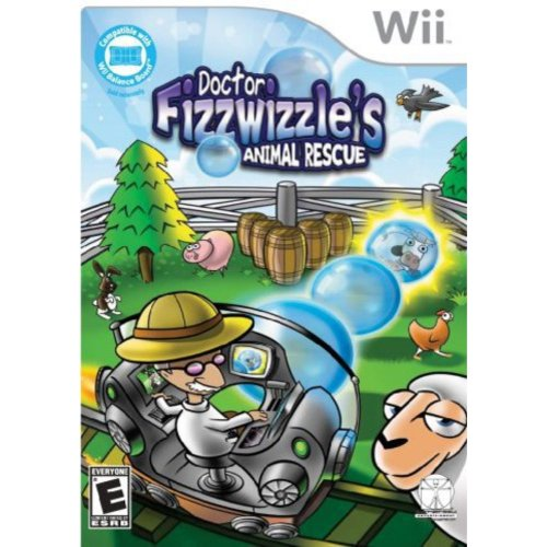 Dr.Fizzwhizzle's Animal Rescue (Wii)