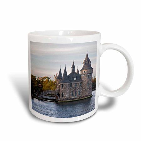3dRose Boldt Castle, St Lawrence River, New York - US33 JRE0039 - Joe Restuccia III, Ceramic Mug, (Castle Mug)