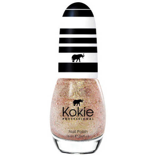Kokie Professional Nail Polish, Sparkler Send Off, 0.54 fl oz