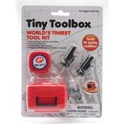 Tiny Toolbox Key Chain Tool Kit