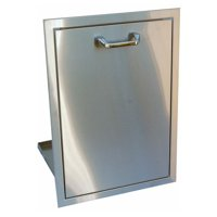 Outdoor GreatRoom Trash or Propane Outdoor Tank Tilt