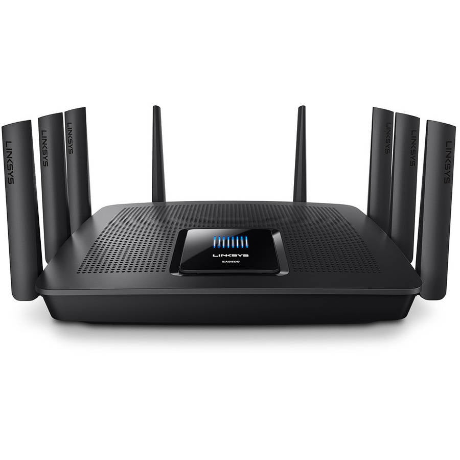 Refurbished Linksys EA9500 Router, V1 by Linksys
