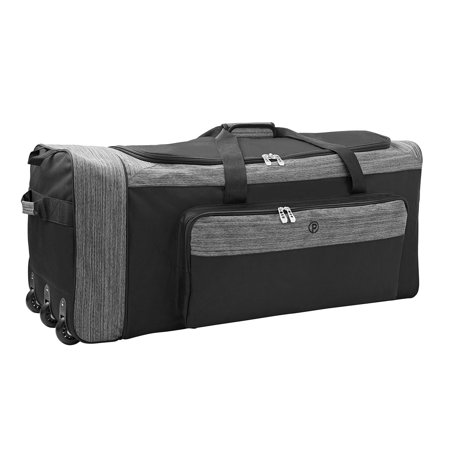 """Protege 36"""" Rolling Trunk - Gray"""