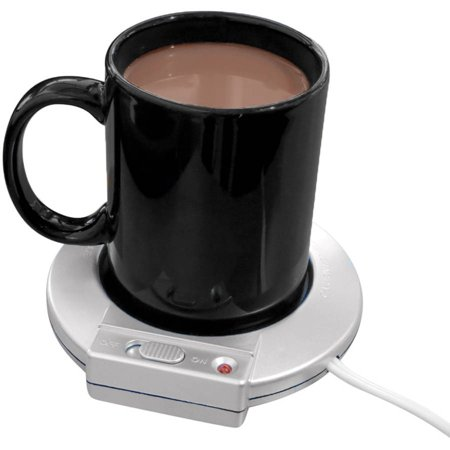 Evelots Mug/Cup Warmers, Electric Beverage Heater Surface, Office & Home
