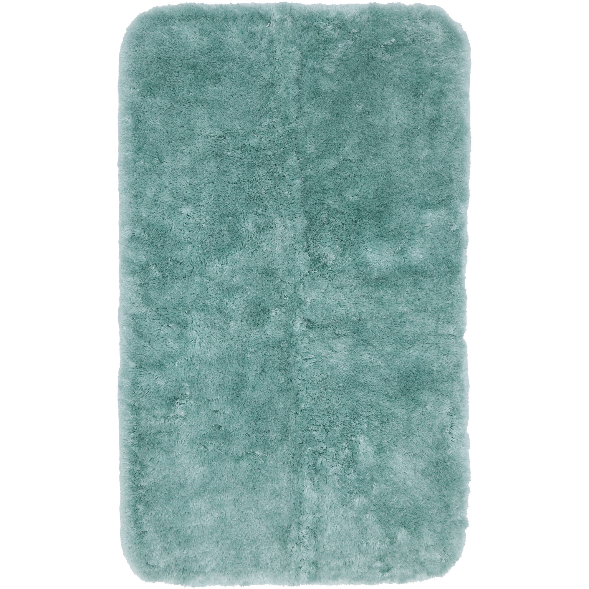 Better Homes and Gardens Thick and Plush Polyester Bath Rug ...