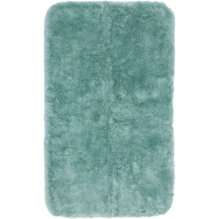 Better Homes And Gardens Thick Plush Polyester Bath Rug