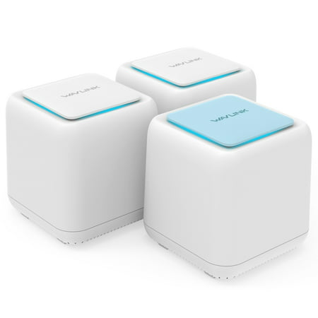 Halo WiFi system, 3-Pack - Router replacement for whole home coverage (WN-535K3)