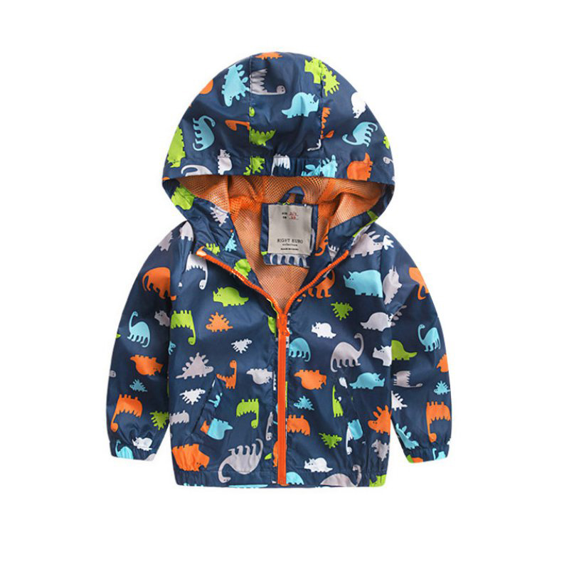 Enjoyofmine Boys Fall Jackets Soft Children's Jackets, High-Quality Hooded Jackets for Baby Boy Outdoor Activities
