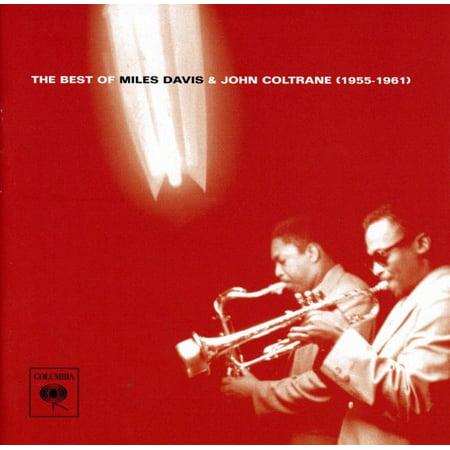 Best of Miles Davis & John Coltrane (CD)