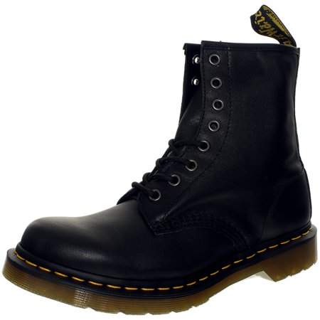 Dr. Martens Women's 1460 Black Mid-Calf Leather Boot -