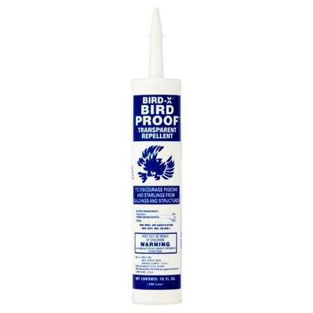 Bird X Bird Proof Bird Repellent Gel  12Pk