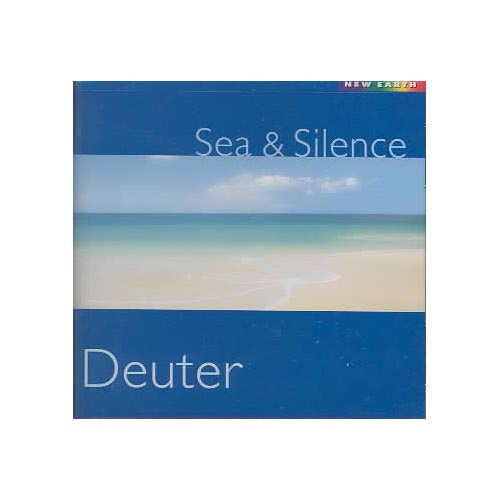 "Deuter's recordings have always unfolded from a place of stillness, taking their inspiration from nature. On SEA AND SILENCE, he goes one step further by incorporating the actual sound of ocean waves into his songs. The tide arrives and withdraws in steady rhythm, as flute, piano, and synthesizer make their wistful comments.<BR>Silence, too, has its say. The compositions here are sparse and unhurried, making them ideal aural partners in healing and bodywork. In the midst of all the slow unwinding, the gentle walking pace of ""Seven Sacred Pools"" comes as a refreshing splash of playfulness. ""Empty Shore"" features a poignant piano melody, one of Deuter's most memorable. Count SEA AND SILENCE as another valuable addition to the healing music canon."