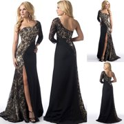 Outtop Women Formal Wedding Bridesmaid Long Ball Prom Gown Cocktail Dress XL