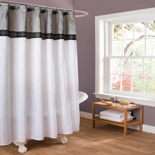 Terra Shower Curtain by Triangle Home Fashions