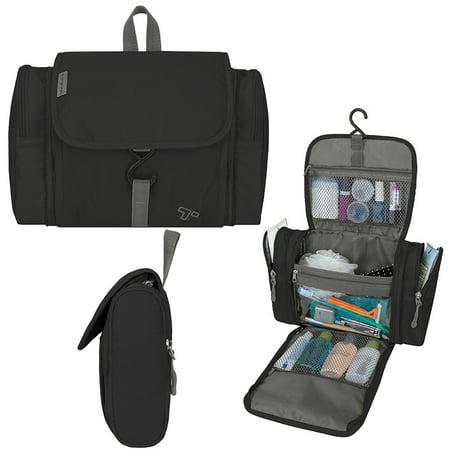 1 Travelon Slim Hanging Toiletry Bag Carry On Travel Accessories Bath Organizer