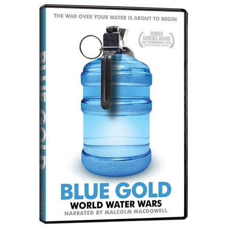 Blue Gold World Water Wars (DVD) - image 1 of 1