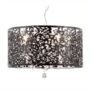 Brika Home Ceiling Lamp in Black