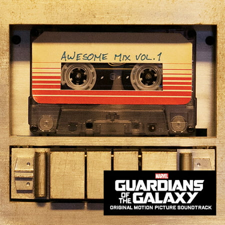 Guardians Of The Galaxy: Awesome Mix, Vol. 1 Soundtrack (CD) - The Halloween Tree Soundtrack