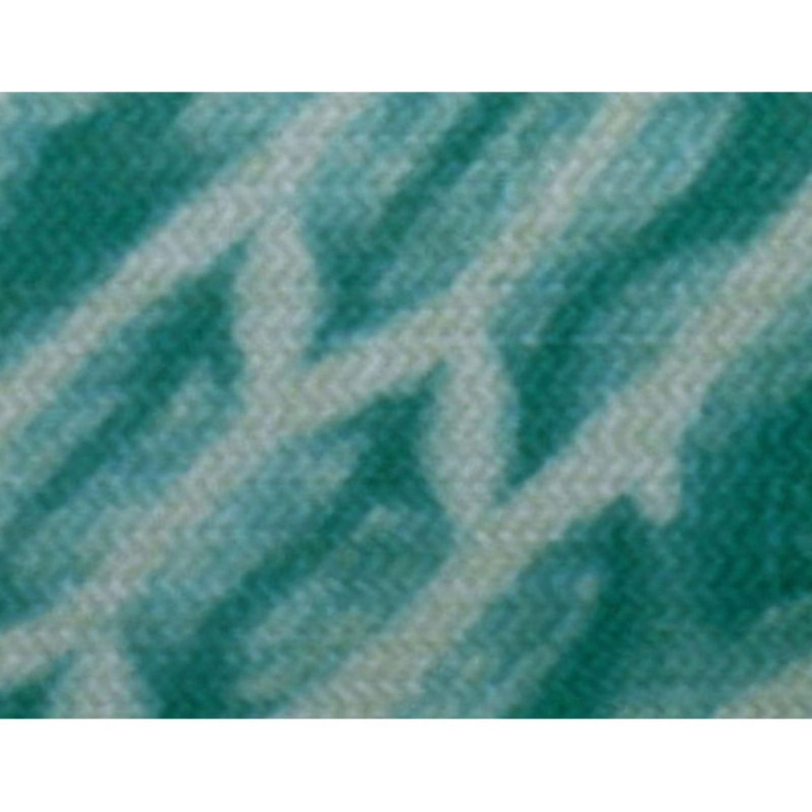Coral E by design RGN421OR15-23 Shibori Stripe Geometric Print Indoor//Outdoor Rug 2 x 3