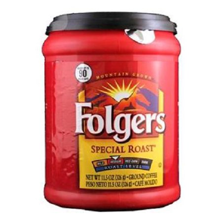 Folgers 10.3 Oz Special Roast Can - 1 count only