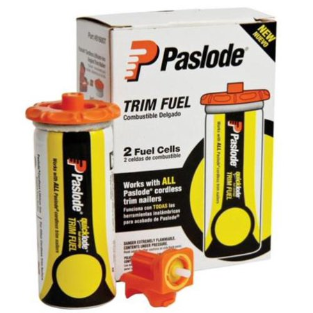 PASLODE Quickload Fuel Cell Pack For Legacy & Paslode Trim Nailers, (Paslode Cap)