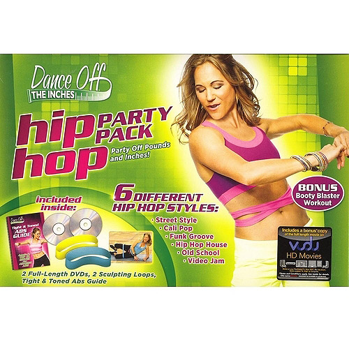 Hip Hop Party Pack
