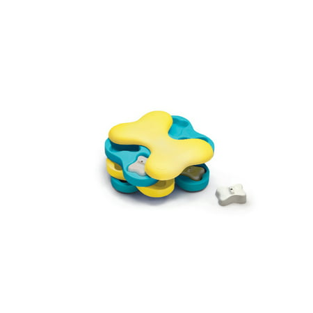 Brains Dog (Dog Tornado Treat Dispensing Dog Toy Brain and Exercise Game for Dogs by Nina Ottosson )