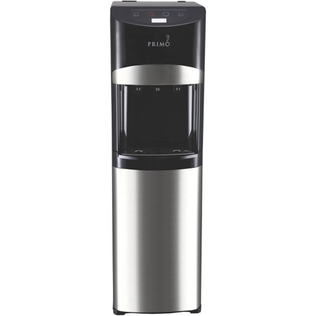 Primo Pro Classic Bl Hot Cold Black   Stainless Steel With Electronic Dispense Controls