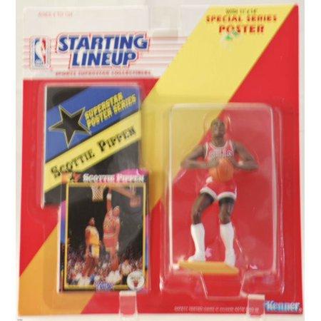 1992 Scottie Pippen NBA Stating Lineup (Scottie Pippen Nba)