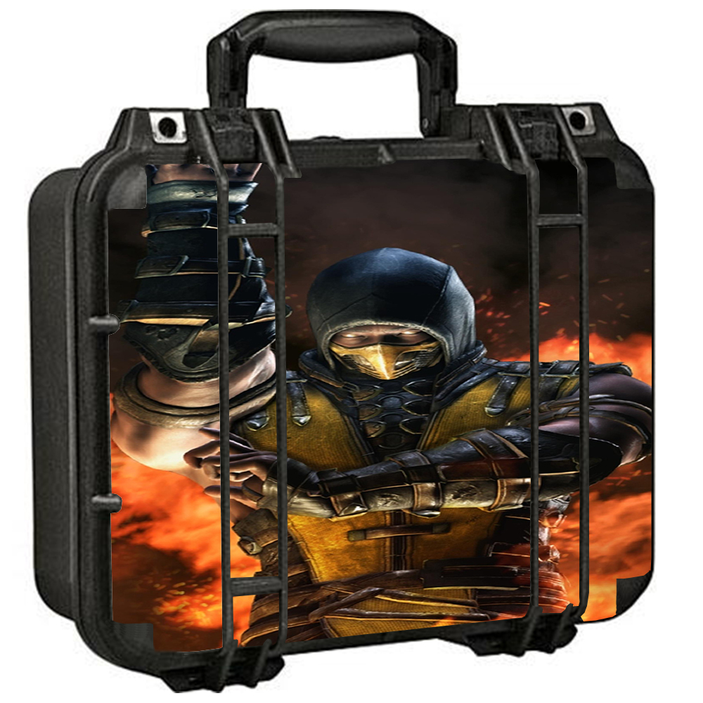 Skins Decals For Pelican 1400 Case / Scorpion Fighter