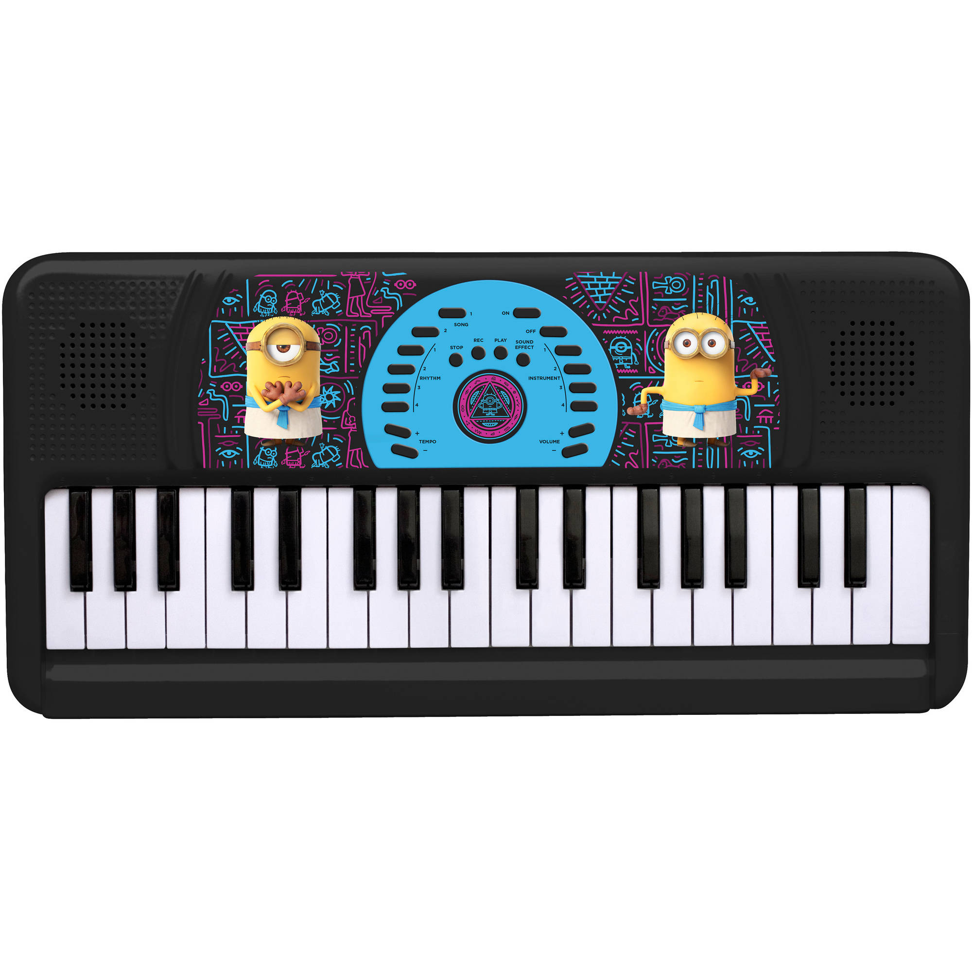 First Act Universal Minions Keyboard MN145, Blue