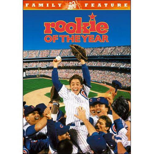 ROOKIE OF THE YEAR (DVD/WP/SAC/RE-PKGD)