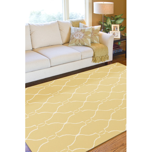 Surya Fallon Gold Area Rug
