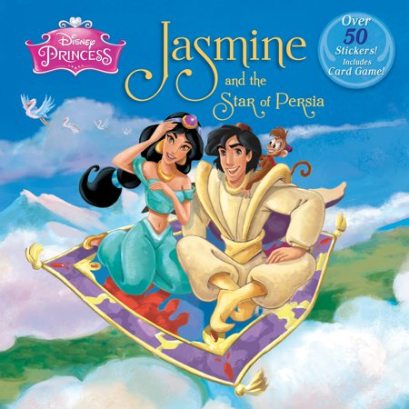 Jasmine and the Star of Persia (Disney Princess) for $<!---->