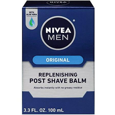 - Nivea Men'S Original Post Shave Balm 3.3z