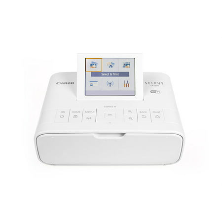 Canon SELPHY CP1300 White Wireless Compact Photo Printer