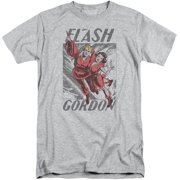 Flash Gordon To The Rescue Mens Big and Tall Shirt