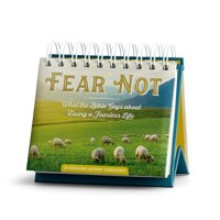 DaySpring, Fear Not, Perpetual Calendar, 476444438