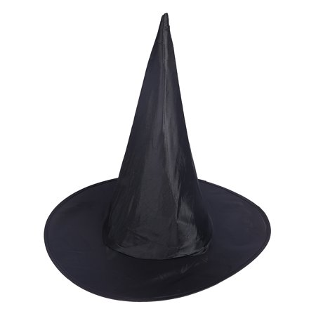 HDE Witch Hat Halloween Costume Cosplay Wicked Witch Accessory Adult One Size (Orange Hair Halloween Costume Ideas)