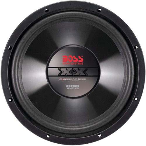 Boss Audio Audio CX12 Chaos Series Voice Coil Subwoofer (One Subwoofer)