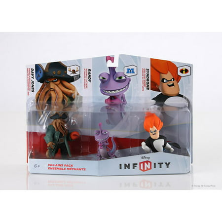 Disney Infinity Figure 3-Pack: Villains - Disney Female Villians