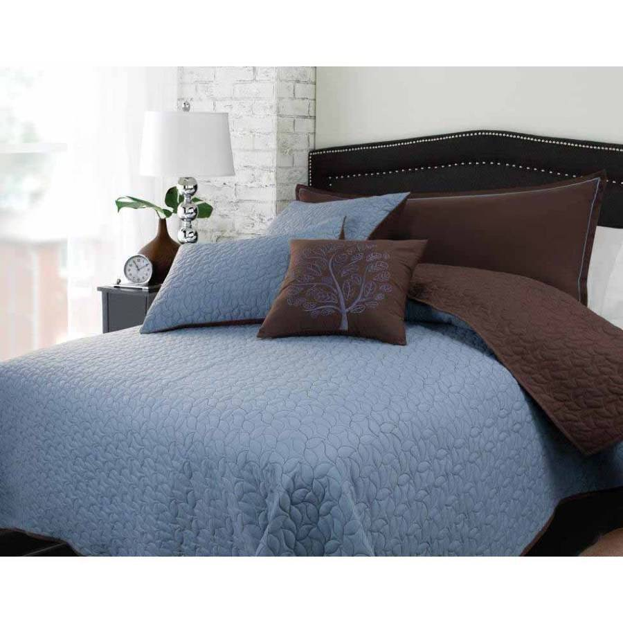 Riverbrook Home Morning Leaves 5-Piece Comforter Set