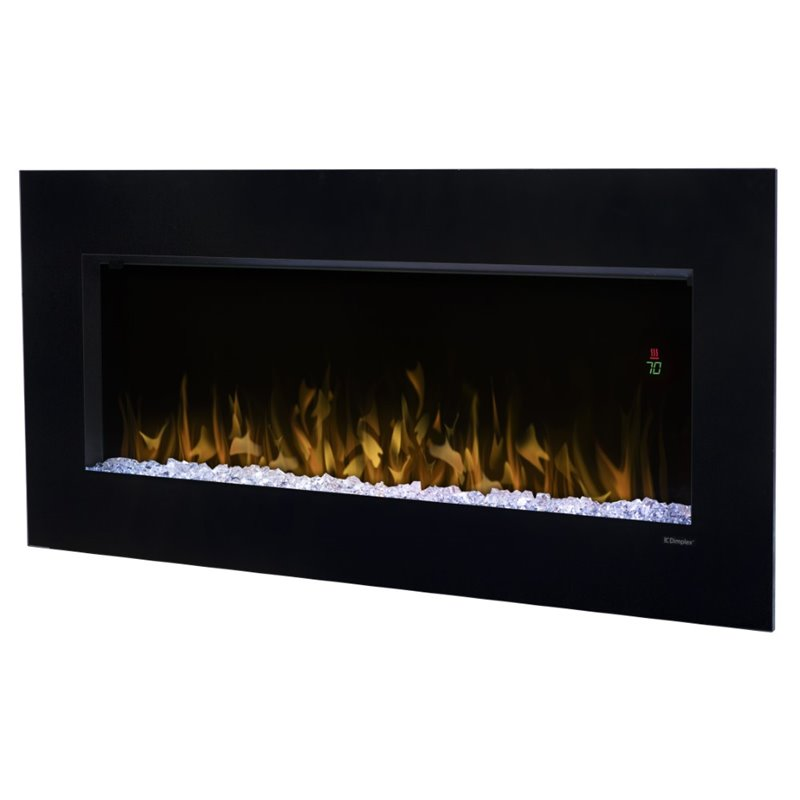 Dimplex Nicole Wall Mount Electric Fireplace