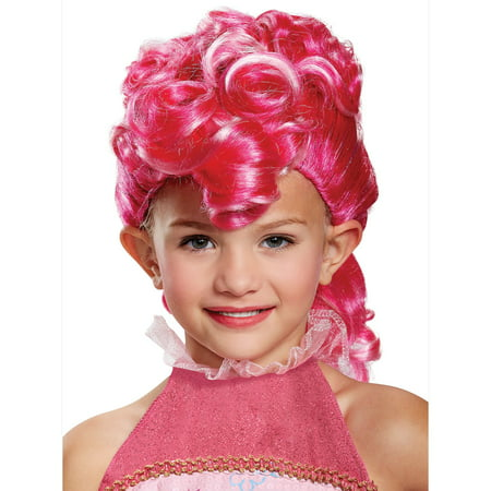 My Little Pony: Child Pinkie Pie Movie Wig - Ariel Little Mermaid Wig