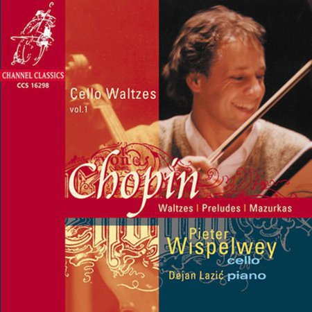 16 Channel Cd - Cello Waltzes 1