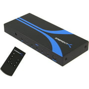 Sabrent 5-Port HDMI Switch 1080p with Remote Control