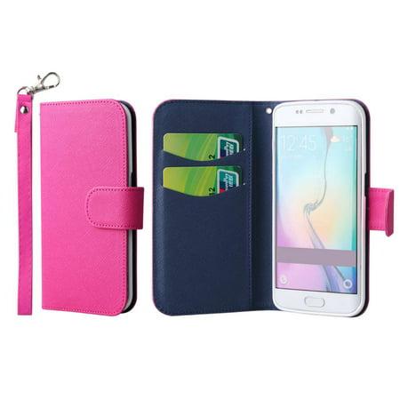 Flex Flip Wallet Case for Samsung Galaxy S6 edge
