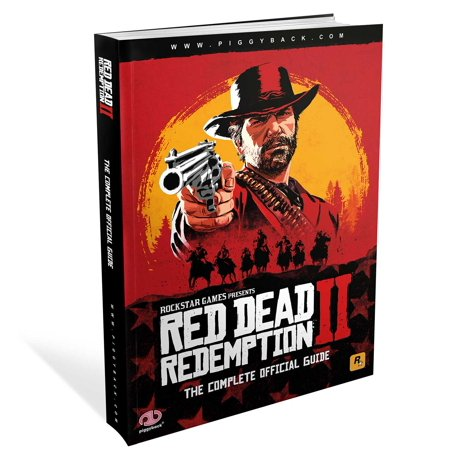 Red Dead Redemption 2 : The Complete Official Guide Standard