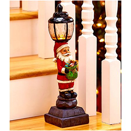 Christmas Decorations Battery Operated Light Lamp Post ...