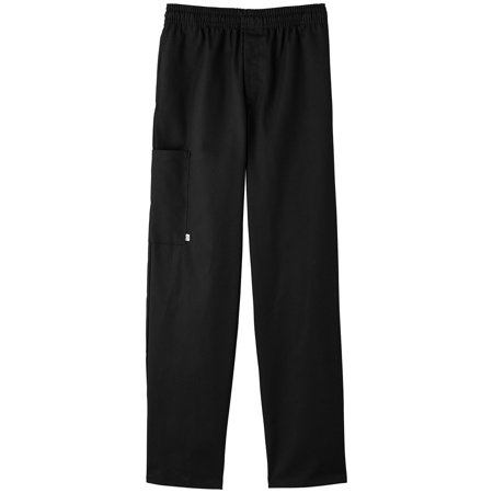 Five Star Men's Zipper Front Pant